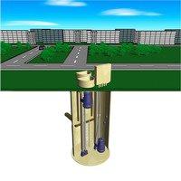 КНС : Канализационные насосные станции